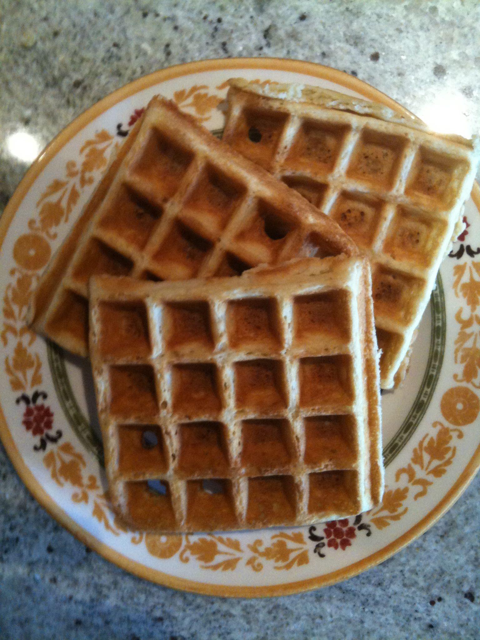 Marion Cunningham's Raised Waffles | Shauna Sever | The Next Door ...