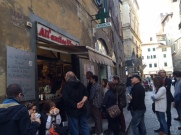 The line at Antico Vinaio