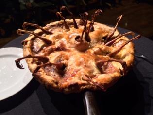 Conlon's quail pie